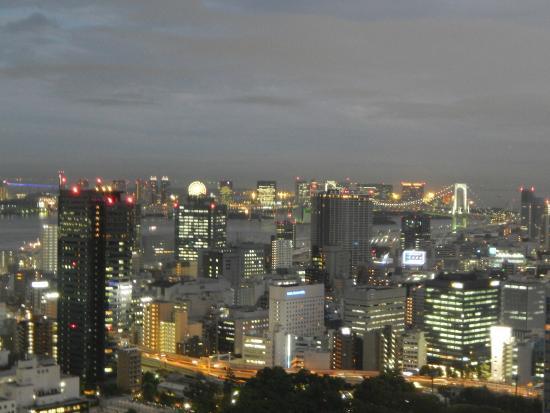 View - Foto van Tokyo Tower, Minato - TripAdvisor