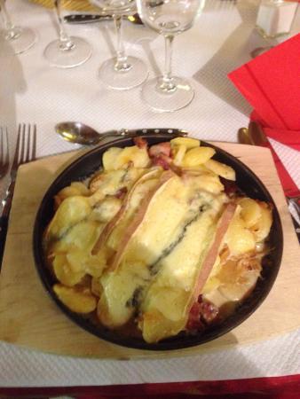 Arbez Franco-Suisse Restaurant