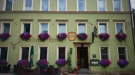 Goldener Hirsch Hotel-Gasthof