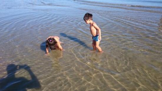 spiaggia - picture of hotel promenade gabicce mare, gabicce mare ... - Bagno Zen Gabicce Mare