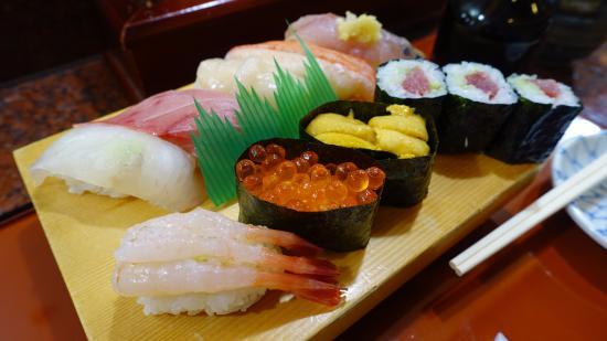 市場 いちばん寿司