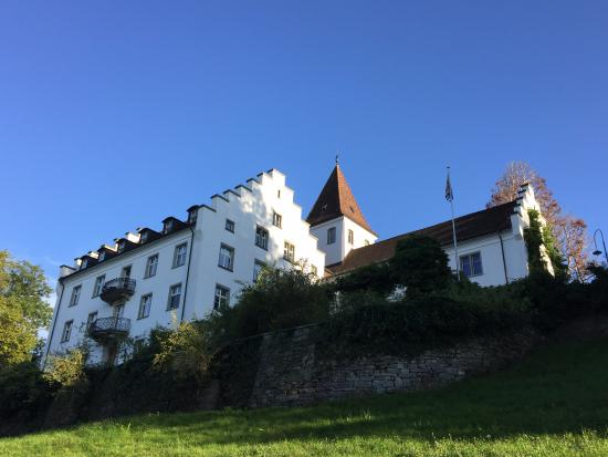 Hotel Schloss Wartegg : Schloss Wartegg Nordwestseite