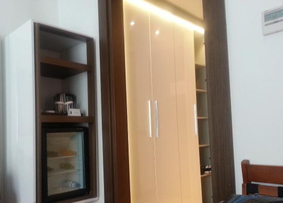 Istanbul Dora Hotel: room view