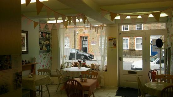 Molly S Tea Room Aston