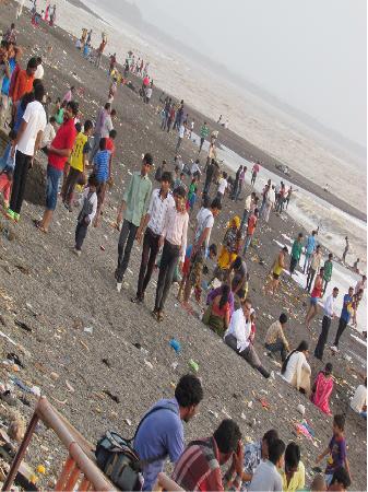 Daman, Inde : Dirty Beach