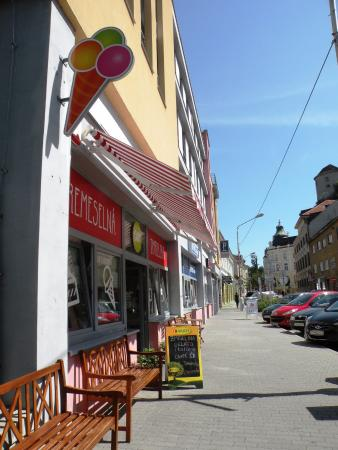 Gelateria Oilá - Palackeho, Trenčín