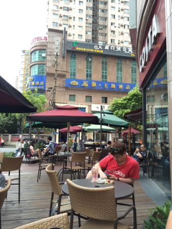 COSTA COFFEE (ChangShu Road)