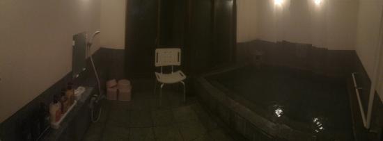 Kirishima Onsenkyo : 霧島みやまホテルの温泉