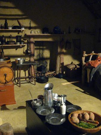 Toitū Otago Settlers Museum: The olden days