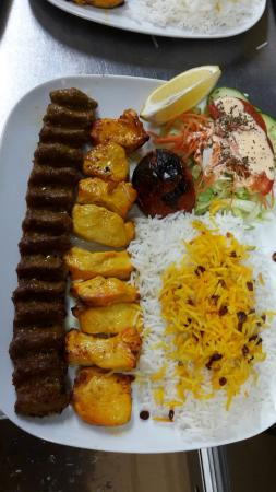 Nice beautiful delicious food picture of shiraz for Ahmads persian cuisine