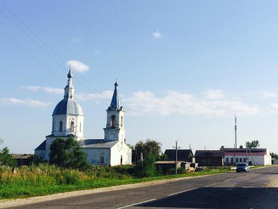 Alamasovo, Rusia: Церковь