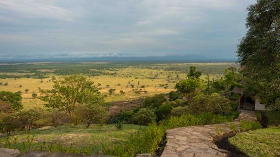 Enganzi Game Lodge: Stunning View