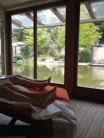 Waging am See, Deutschland: Wellnessbereich