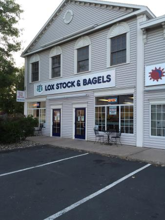 LOX Stock & Bagels Incorporated: Excellent Bagels