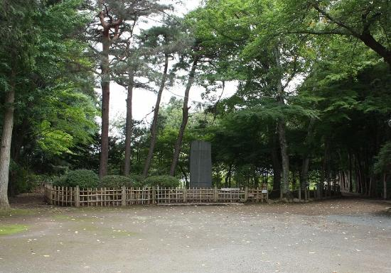 Amenimo Makezu Poem Monument of Kenji Miyazawa