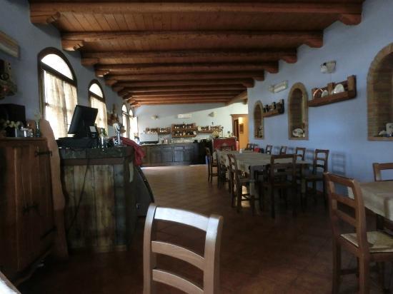 Residence Funtana Noa: sala rustica