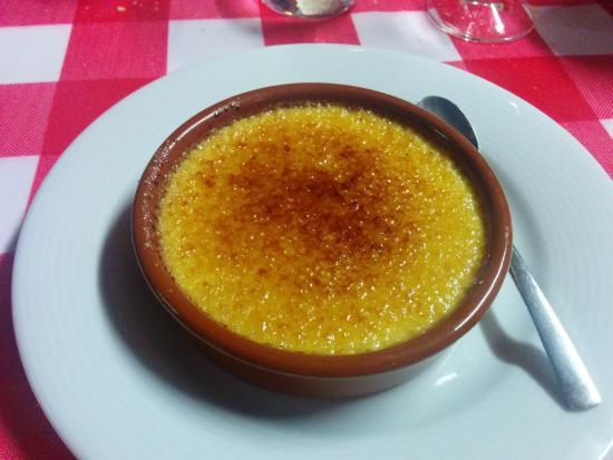 Bistrot du Pere Nicolas: Crème brulée