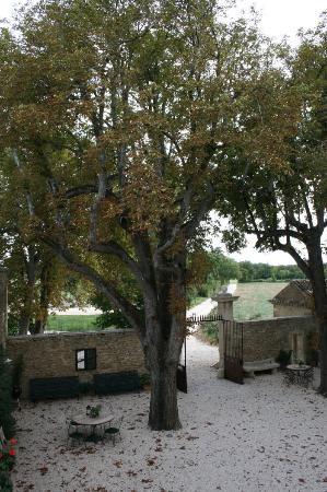 Colonzelle, Франция: Entrée de la propriété