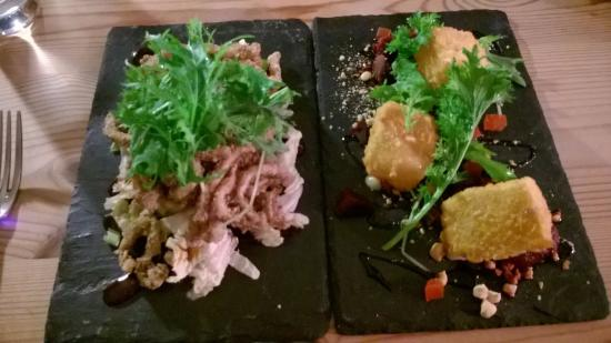 The Fontmell: Two starters for a main course