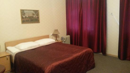 Dom Dostoyevskogo Hotel: Quarto do hotel
