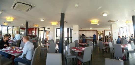 La colazione picture of hotel galileo prague prague for Hotel galileo prague tripadvisor