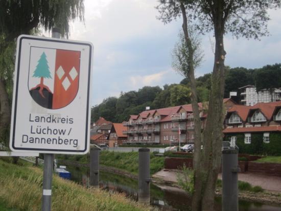 Hotel Hafen Hitzacker: Ansicht