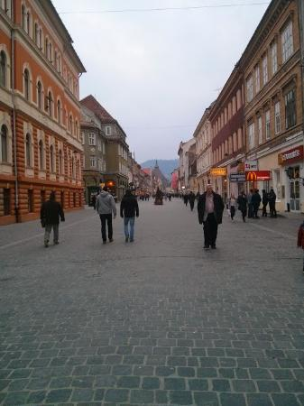 Brasov Historical Center