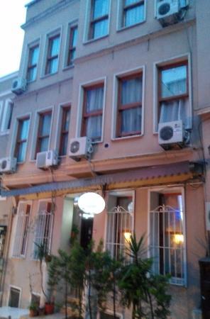 Mystic Hotel: otel görünüm