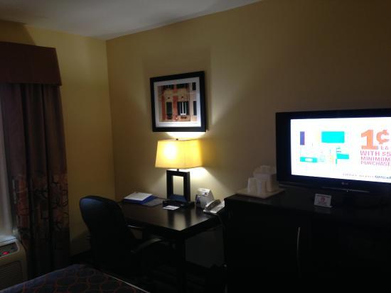 Best Western Mason Inn: Room