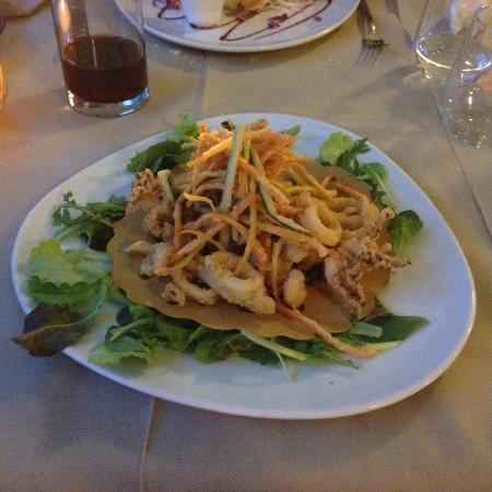 Trattoria Cavazuccherina: fritturina