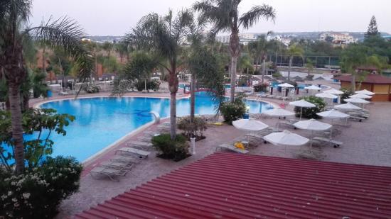 Tsokkos Gardens Hotel: вид