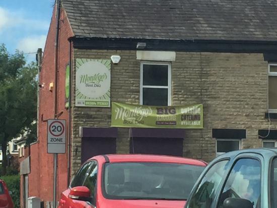 Bolton, UK: Montego's Soul Deli