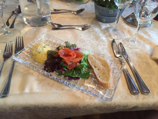 Gronolen Fjellgard: Gronholen Fjellgaard and gourmet food
