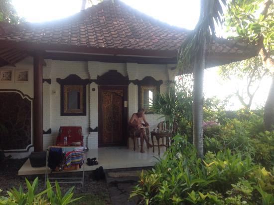 Kusuma-Jaya-Indah Resort: Bungalow nr 1