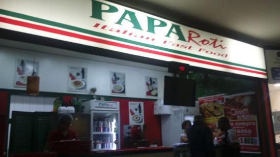 Paparoti Fast Food