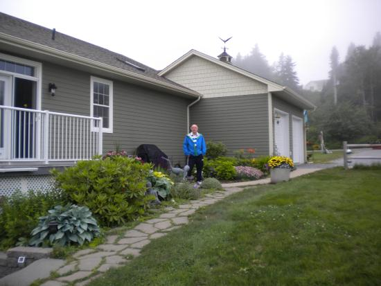 Weir Inn : Une auberge dans un jardin