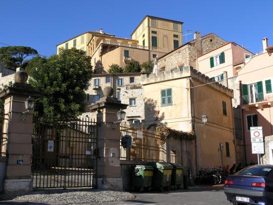 U Piccin: Borgo Castello di Loano