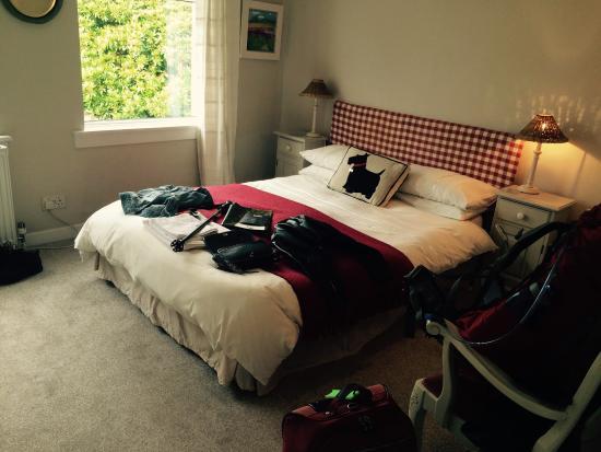 Auchenhowe Cottage: Bedroom