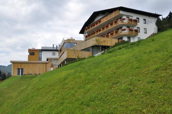 Hotel Damuelser Hof : Hotelansicht