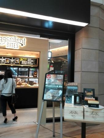eggcellent Bites Mercedes me Tokyo Haneda