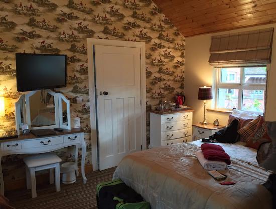 Dromore, UK : 3-Bett Zimmer Courtyard