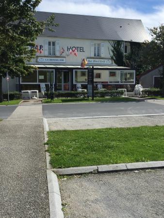 Restaurant La Cremaillere Saint Laurent Sur Mer