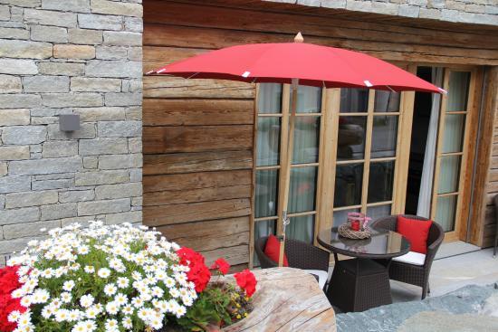 Hotelino Petit Chalet: Sommeransicht
