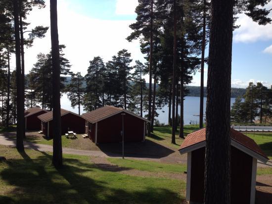 Leksand, Svezia: Utsilkt från söderbacken 2
