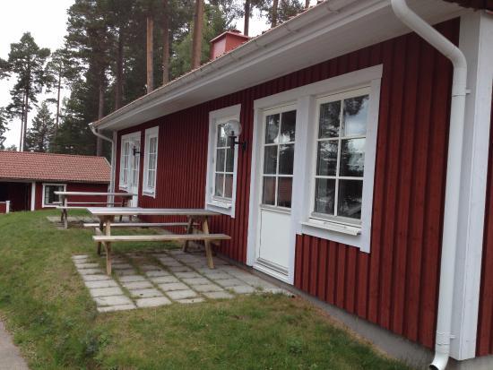 Leksand, Svezia: Baksida söderbacken 2