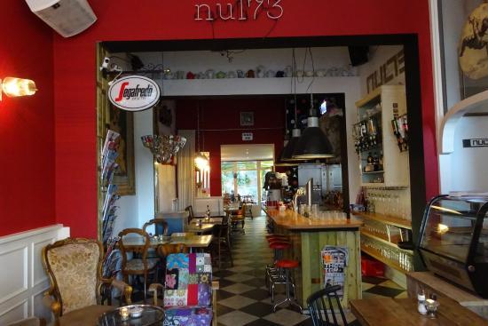 EEn foto van het mooie interieur van NUL73 - Picture of NUL73, Den ...