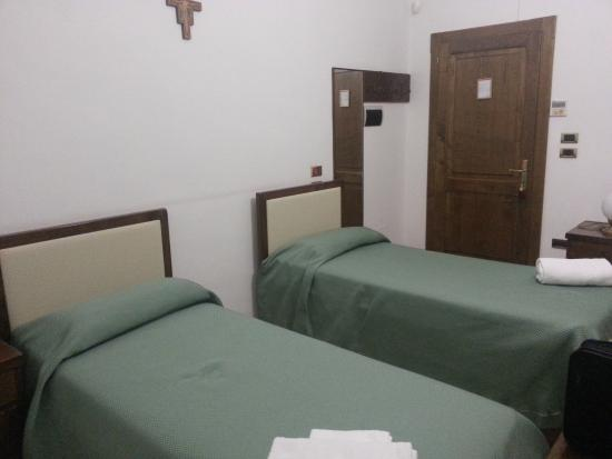 Villa Raffaello Park Hotel : camera