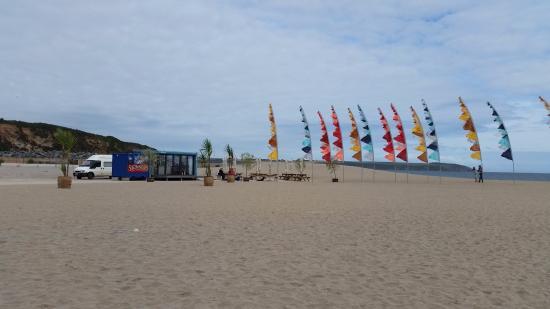 St Austell, UK: Carlyon Bay beach