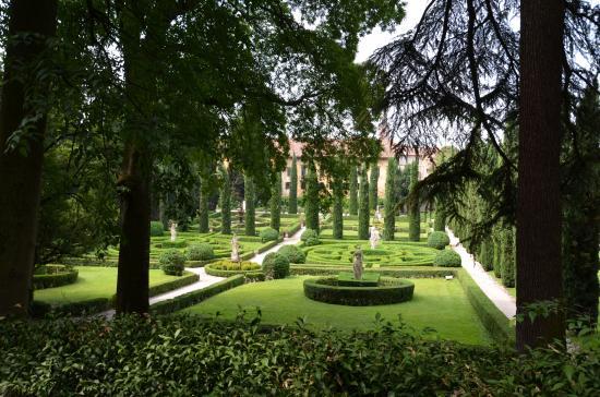 Giardino giusti foto di palazzo giardino giusti verona for Giardino e palazzo giusti