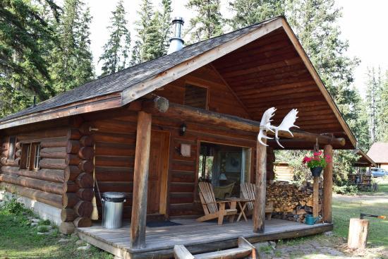 Ten-ee-ah Lodge : Unsere Unterkunft